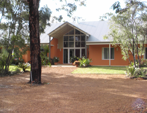 Luxury                           accommodation in the centre of the Margaret                           River Wine Region
